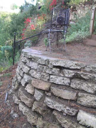 Landscape Features Retaining Walls